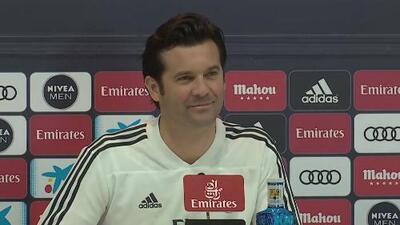 Santiago Solari desea que Lionel Messi juegue ante Real Madrid