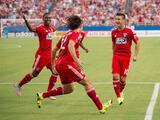 Mauro Díaz de FC Dallas recibe empujoncito para el resto de la temporada
