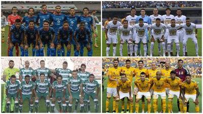 Monterrey vs. Pumas y Santos vs. Tigres, dos de los partidos más llamativos en la J5 de la Liga MX