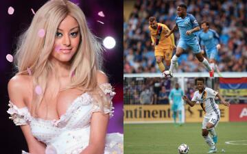 Escorts, infidelidades y más escándalos sexuales de futbolistas