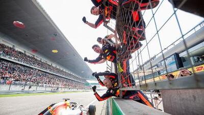 La Fórmula 1 celebrará en China un milenio de Grandes Premios