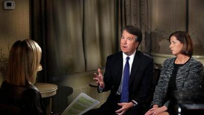 Cómo Brett Kavanaugh polarizó aún más su nominación a la Corte Suprema con una entrevista en televisión