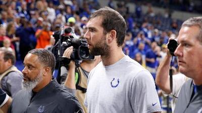 Oficial: Andrew Luck anuncia su retiro de la NFL entre lágrimas