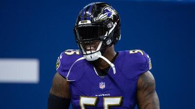 Terrell Suggs firma con Arizona tras 16 temporadas con Baltimore