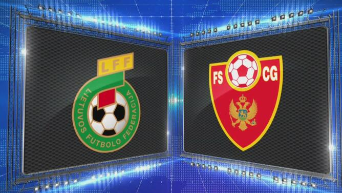 Lituania 1-4 Montenegro – RESUMEN – GOLES – Grupo 4 – UEFA Nations League