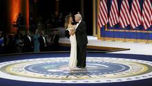 'My Way' de Frank Sinatra, la canción que eligió Donald Trump para el baile inaugural