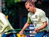 Córdova es la gran duda del América para jugar la Liguilla