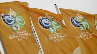 Fiscalía alemana examina sospechas de corrupción en el Mundial del 2006