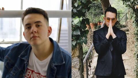 Juan Rivera, hijo de Jenni Rivera, se lanza oficialmente como cantante