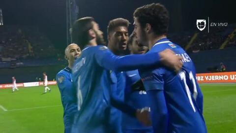 Azerbaiyán sorprendió al subcampeón del mundo y ya le gana