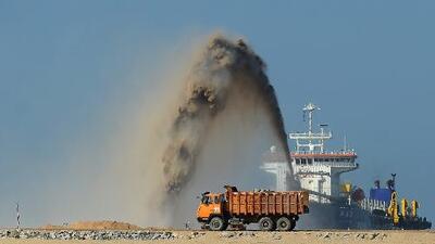 El mundo se enfrenta a una crisis de la arena (y no te va a gustar lo que significa)