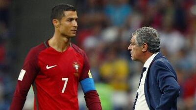 ¿Volverá Cristiano Ronaldo con Portugal en la Nations League? Fernando Santos le dejó la puerta abierta