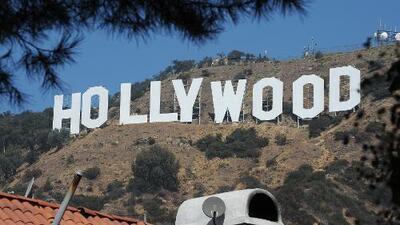 Refuerzan los operativos de seguridad en icónico letrero de Hollywood