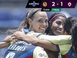 América derrota a Cruz Azul y acaricia la Liguilla en la Liga MX Femenil