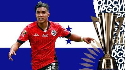 """En Copa Oro, Lobo Chirinos se escribe con """"H"""" de Honduras"""