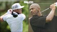 Trump, 'Canelo', Jordan y las celebridades que practican golf