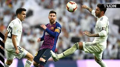 Oficial: Ya hay horario para el Clásico Barça-Madrid