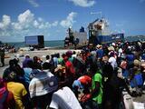 Niegan refugio en EEUU a un grupo de damnificados de Las Bahamas por no contar con visa