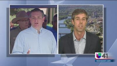 Ted Cruz y Beto O´Rourke se enfrentan en segundo debate en San Antonio