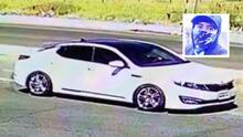 ¿Has visto este auto? Lo busca la policía porque está involucrado en el atropellamiento de una mujer hispana