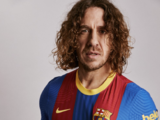 El Barcelona presentó camiseta especial para el próximo Clásico