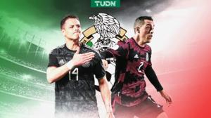 Funes Mori y Chicharito entran en prelista del Tri para la Copa Oro