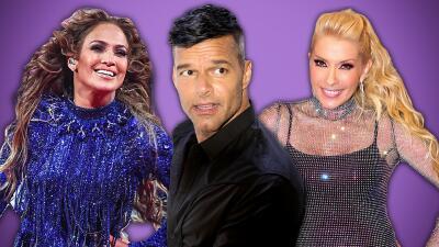 Yuri, Ricky Martin, JLo y Gloria Estefan: recordamos cómo se veían hace 20 años