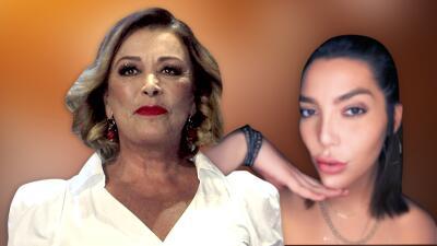 """Sylvia Pasquel se deprimió porque la familia Pinal se convirtió en """"un burdel"""" tras los ataques de Frida Sofía"""