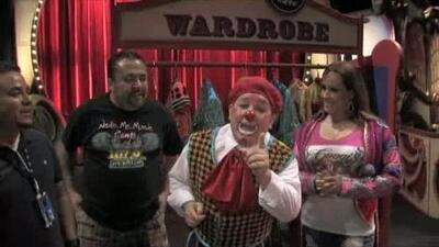 ¡Vamonos al circo!