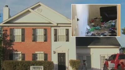 Siete niños vivían un infierno en una casa en Carolina del Sur que lucía normal: esto fue lo que la policía encontró