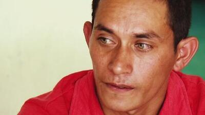 La razón por la que este hondureño decidió dejar atrás a su madre con cáncer y subirse a 'La Bestia'