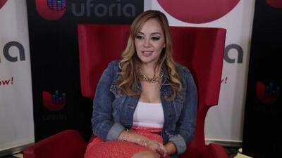 "Uforia Lounge: ""la vida sin Jenni es muy difícil"", Rosie Rivera"