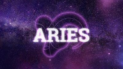 Aries en el mes de Aries