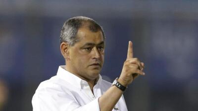 Francisco Arce, nuevo entrenador de Paraguay