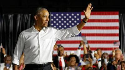 Obama impulsa la participación electoral en Florida invitando a apoyar a candidatos demócratas