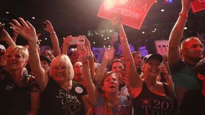 ¿Quién va ganando en las votaciones presidenciales anticipadas de Carolina del Norte?