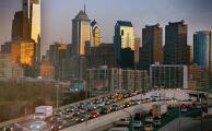 Filadelfia clasificada entre las ciudades más congestionadas de tráfico del mundo
