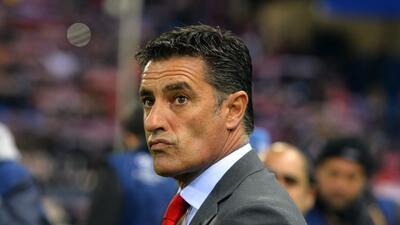 El español Michel se convierte en el nuevo entrenador del Marsella