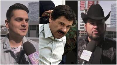 Régulo Caro lamenta el veredicto contra 'El Chapo' y Roberto Tapia admite que lo conoció