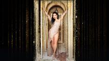 """""""Es un vestido de celebración"""": El detrás de cámaras del segundo look de Carla Medrano en su más reciente 'photo shoot'"""