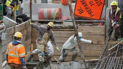 Trabajador de la construcción muere en Carolina del Norte