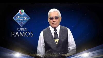 Rubén Ramos festeja la historia de Univision 41