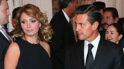 ¿Se acabó el cuento de hadas? Los rumores de separación de Angélica Rivera y Enrique Peña Nieto se reavivan