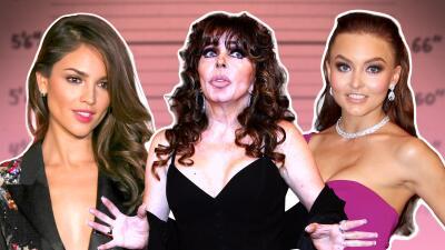 Descubre cuánto miden las actrices de telenovelas