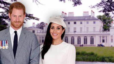 Meghan y Harry abren las puertas de su casa al público (aunque solo por 3 días  y a cierta distancia)