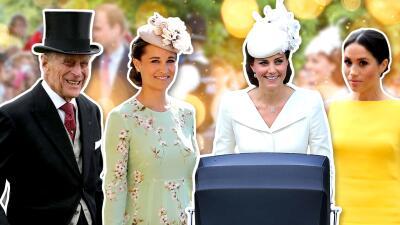 Estas son las sorpresas que traerá el bautizo del pequeño Louis, el tercer hijo del príncipe William y Kate Middleton