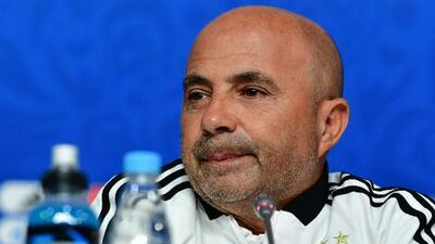 "Jorge Sampaoli sentará a Willy Caballero: ""Argentina va a arrancar un nuevo Mundial"""