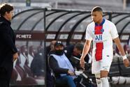 Pochettino afirma que Mbappé podrá jugar ante Manchester City