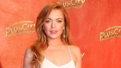 """Lindsay Lohan revelará """"TODO"""" sobre sus conquistas"""