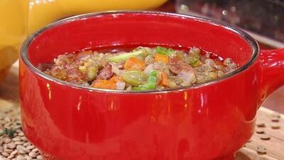 Lentejas para la buena suerte: receta para preparar en Año Nuevo este platillo que representa la abundancia